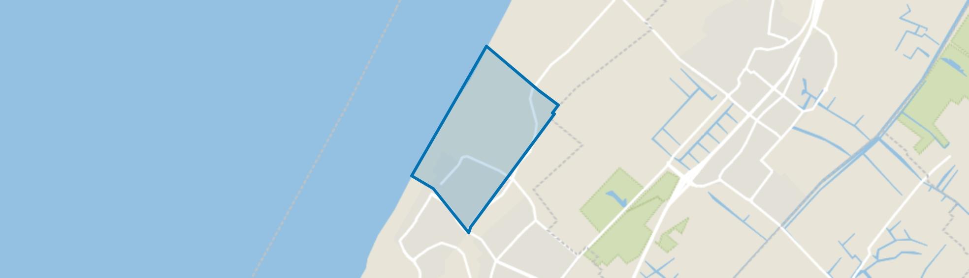 De Noord, Noordwijk (ZH) map