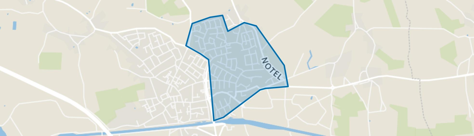 De Notel, Oirschot map