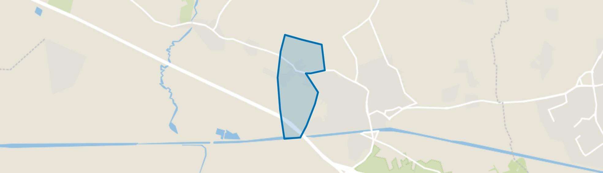 Oirschot Noordoost, Oirschot map