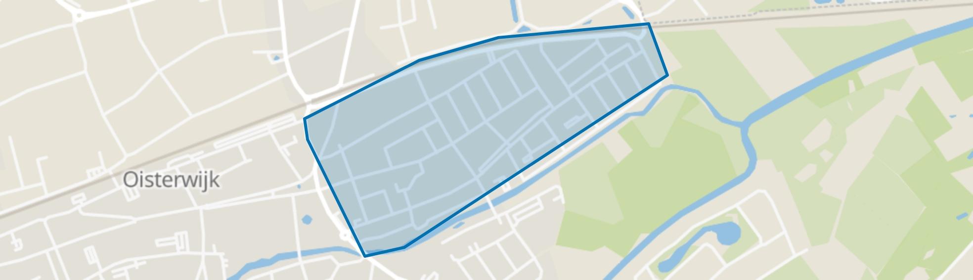 Omg. Boxtelsebn/Waterhoef, Oisterwijk map