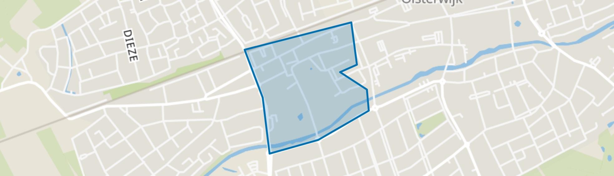 Omg. Petrus-Kerk, Oisterwijk map