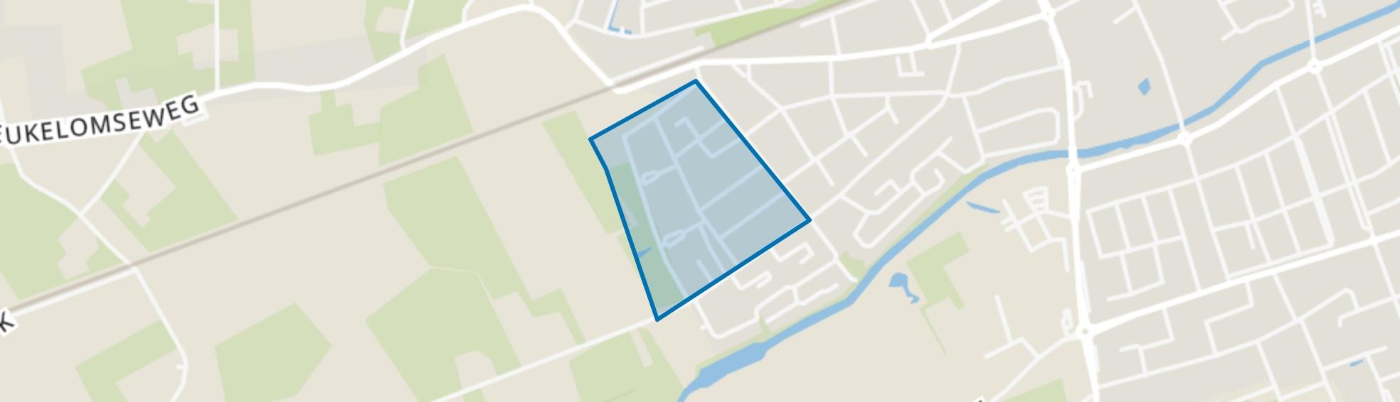 Omg. 't Westend, Oisterwijk map