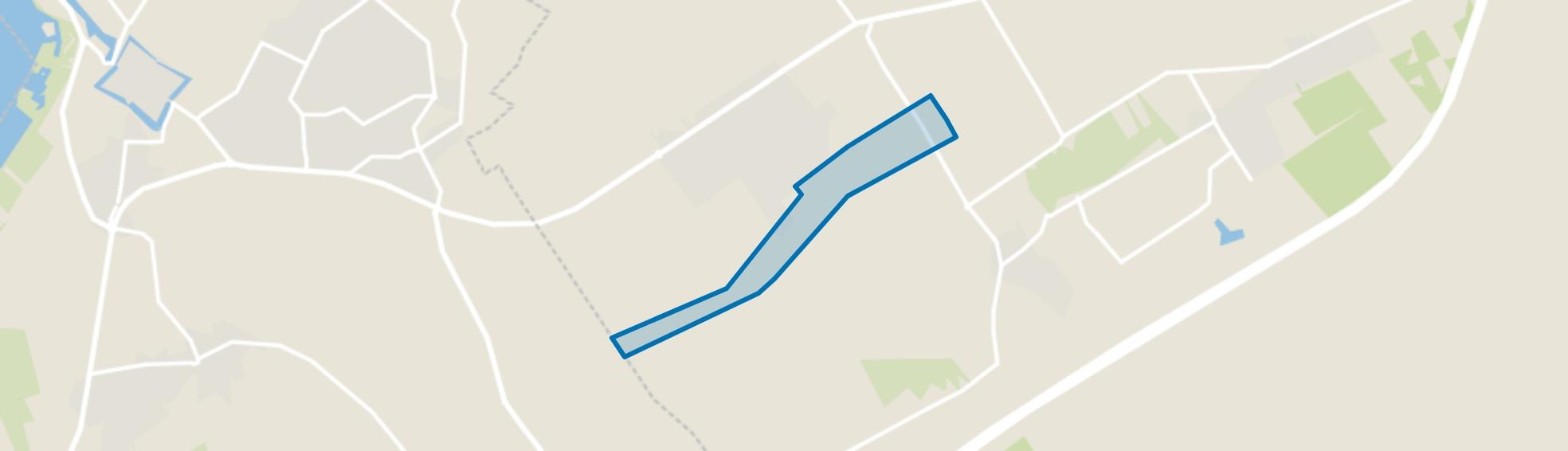 Bovenstreek, Oldebroek map