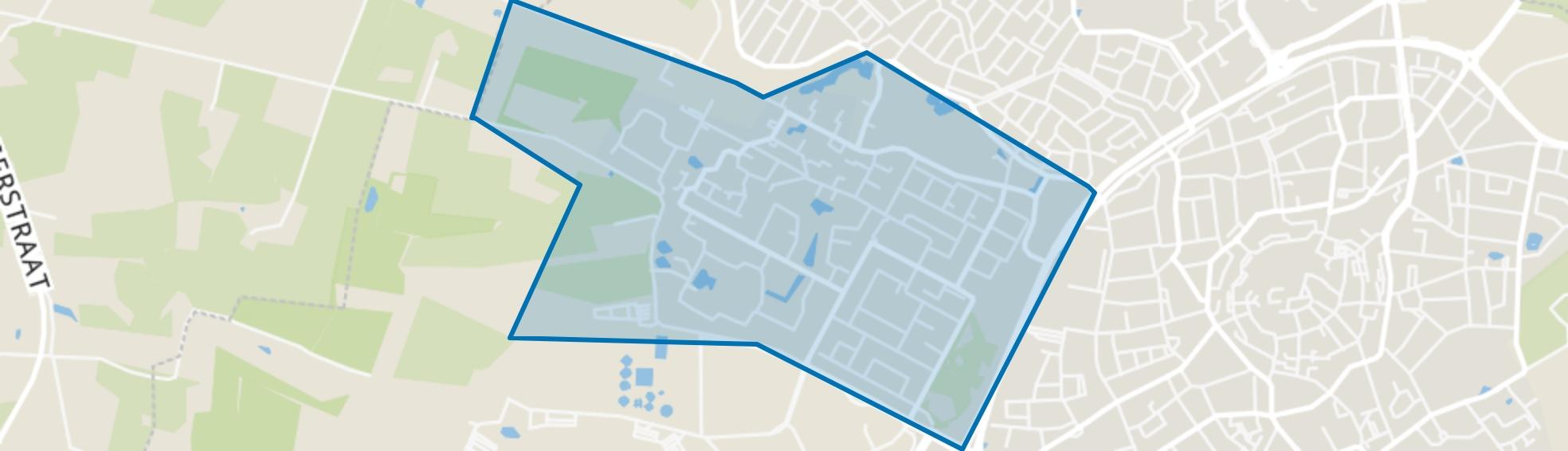 De Thij, Oldenzaal map