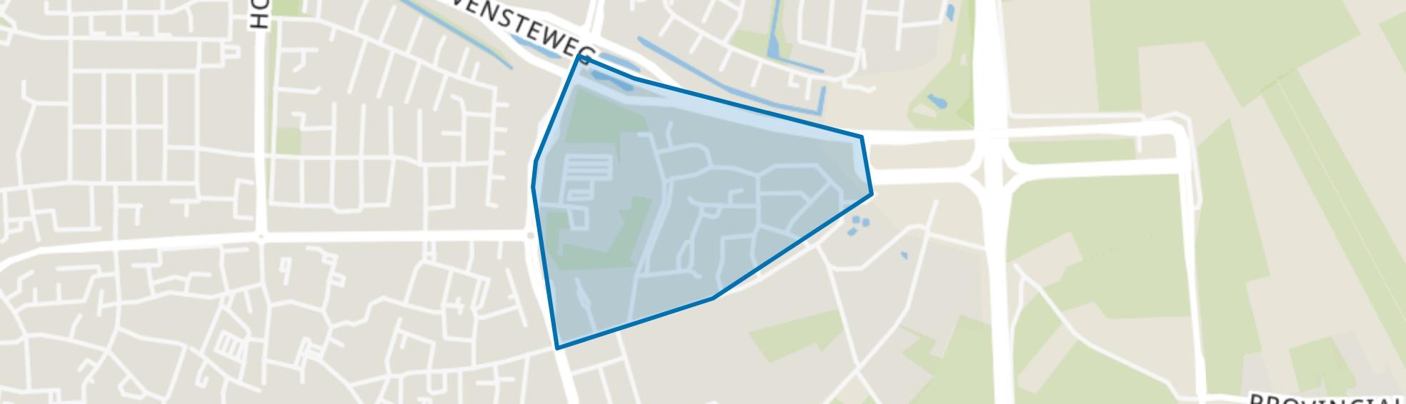 Molenbuurt, Oosterhout (NB) map