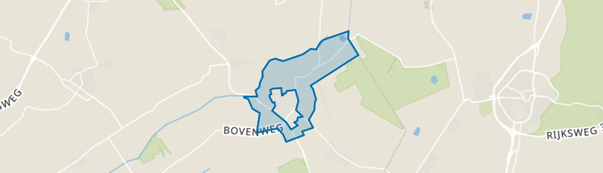 Oosterwolde-Buitengebied, Oosterwolde (FR) map