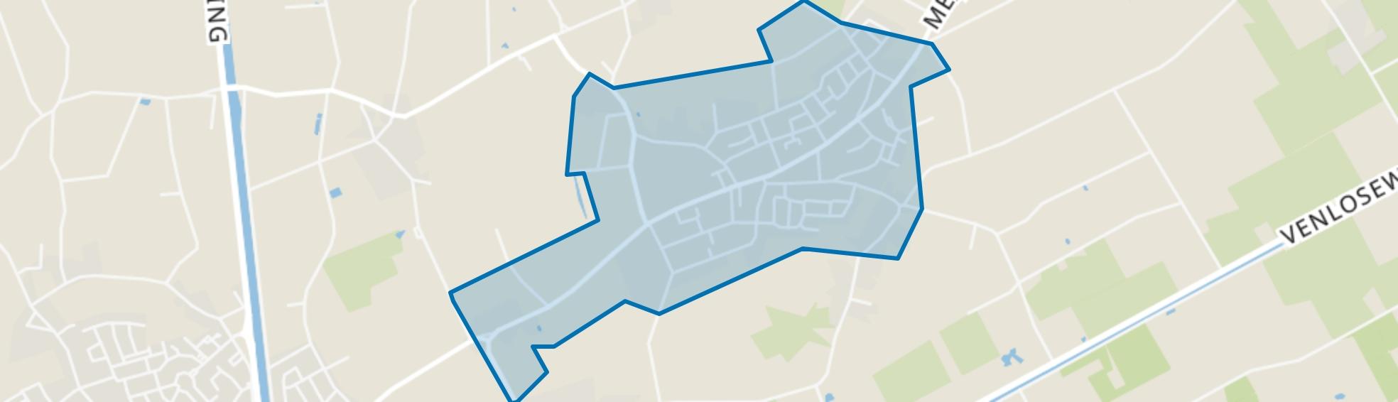 Ospel, Ospel map