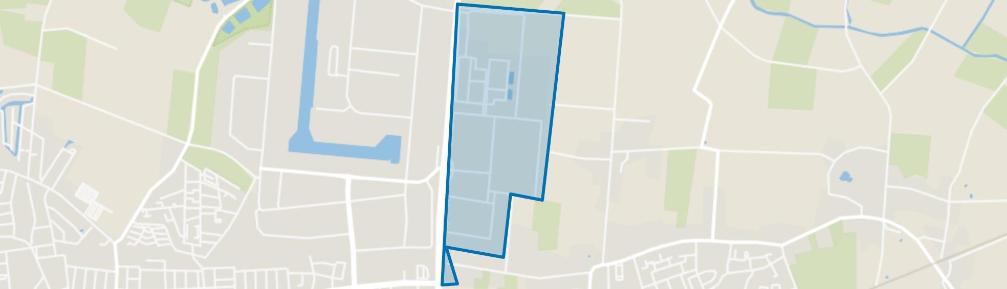 De Geer, Oss map