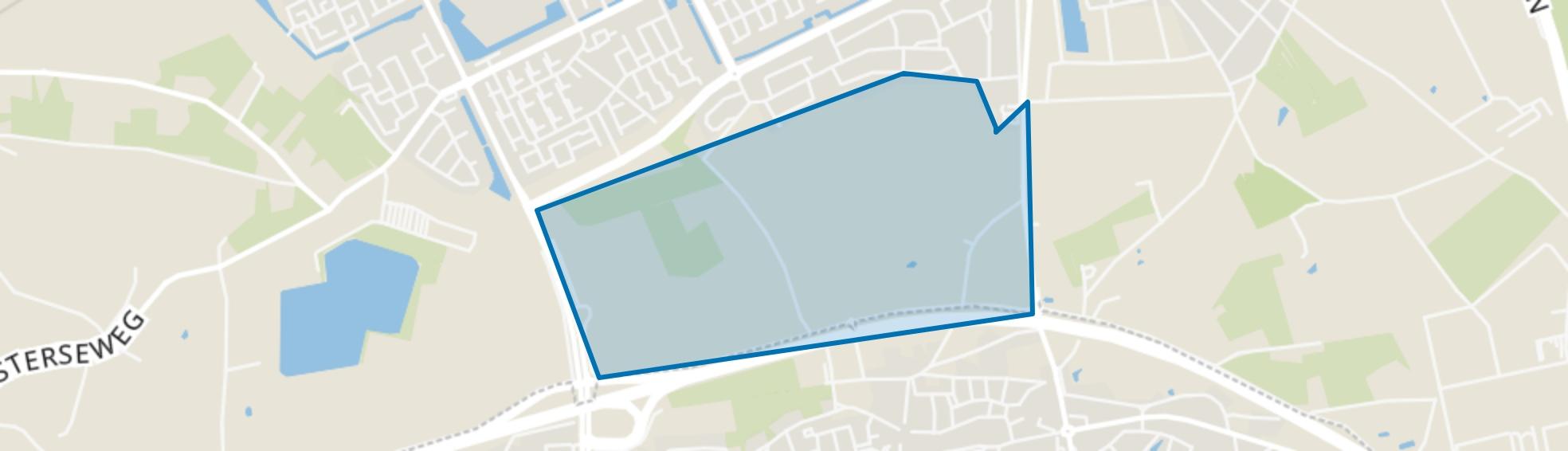 De Tillaard en De Elzen, Oss map