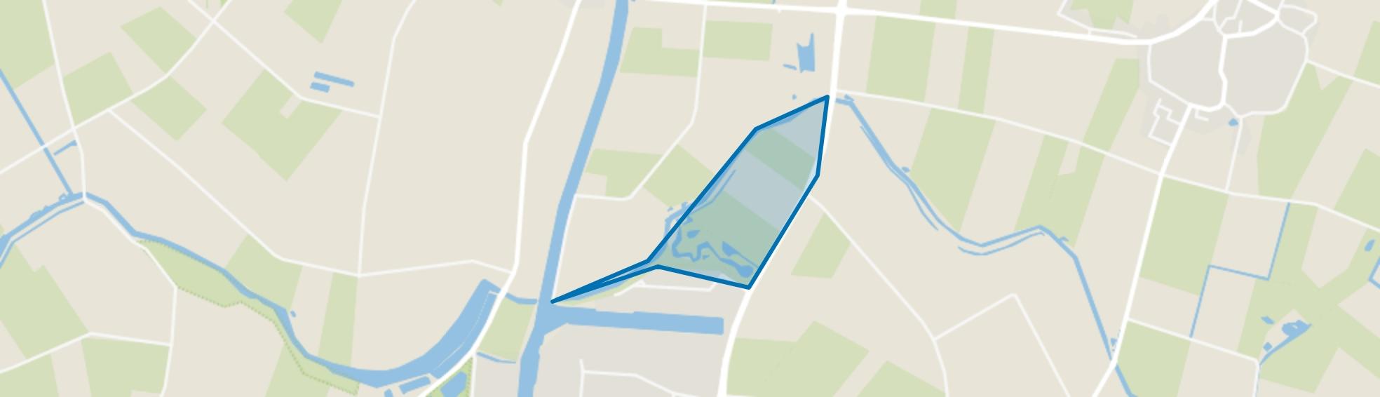 De Winkel, Oss map