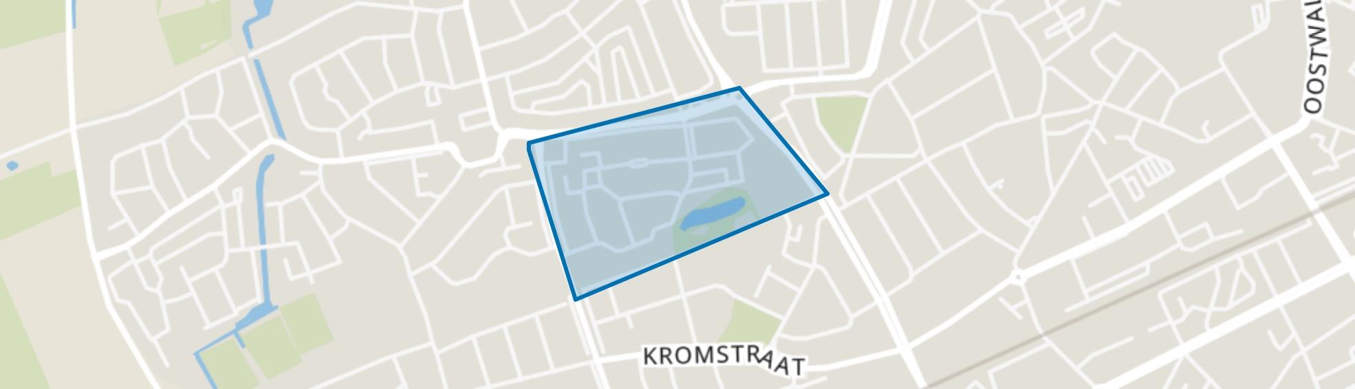 Hoefeind, Oss map