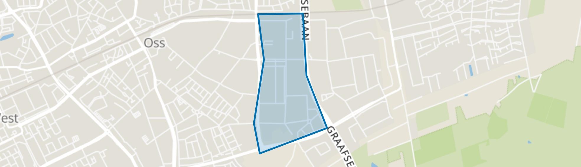 Landweer, Oss map