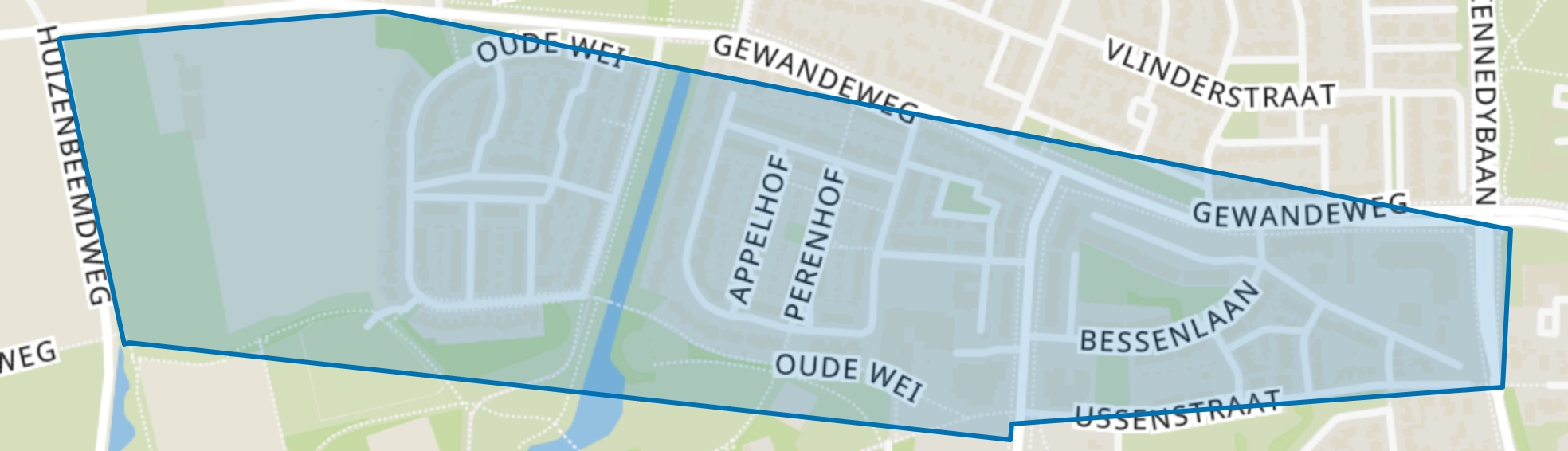 Lockaert, Oss map