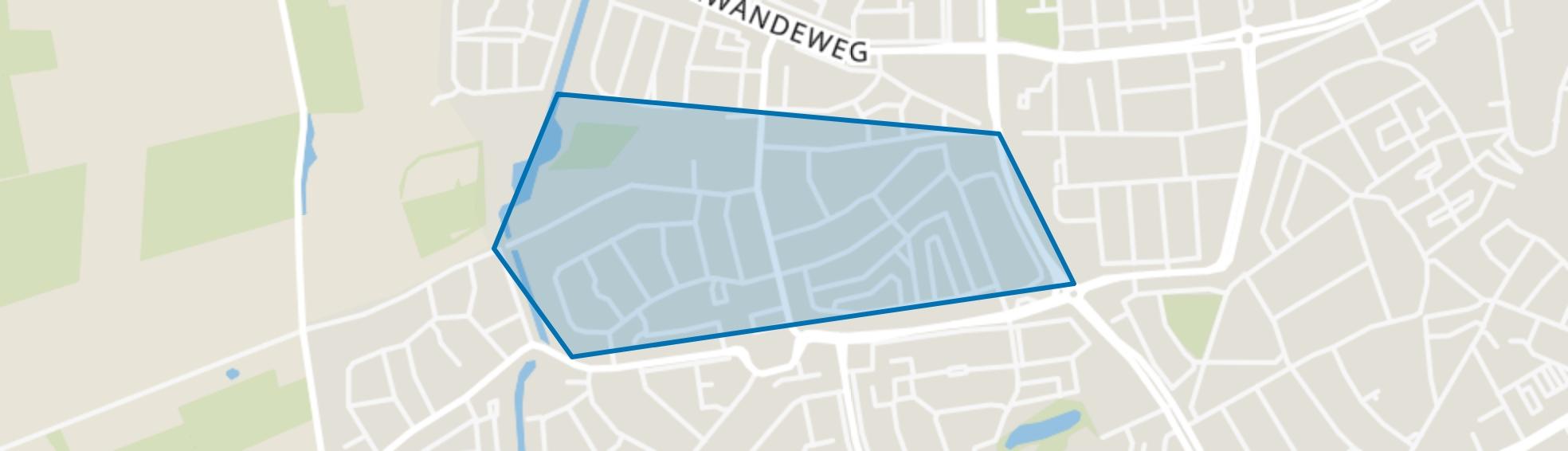 Loovelt, Oss map