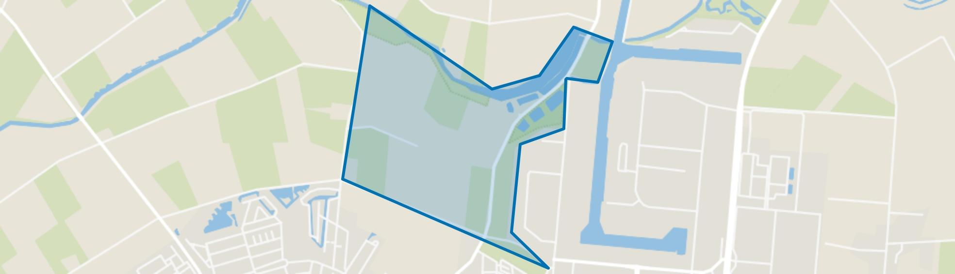 Meerdijk, Oss map