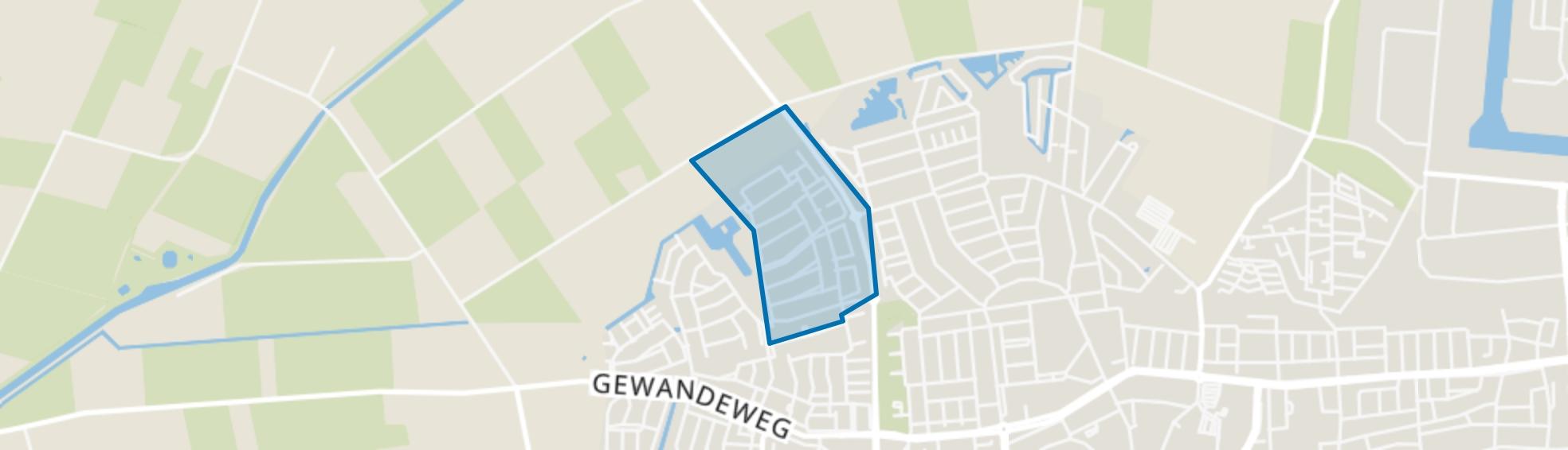 Schalkskamp, Oss map