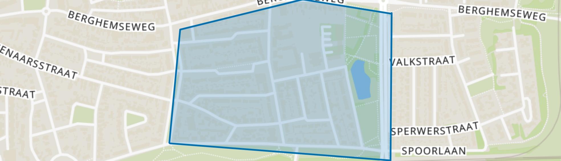 Vogelbuurt, Oss map