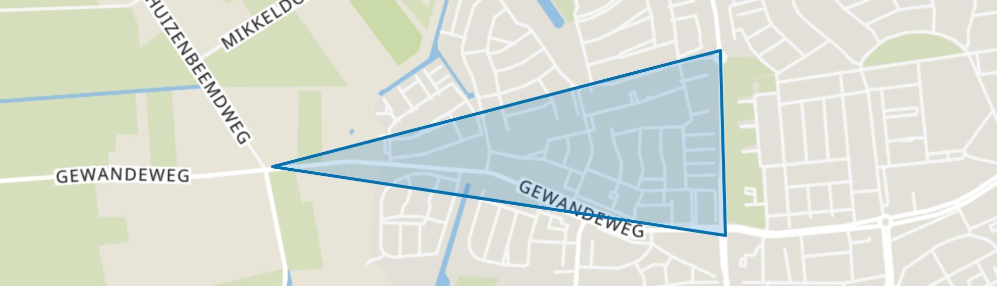 Westerveld, Oss map