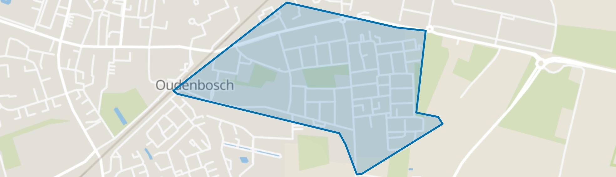 Pagnevaart, Oudenbosch map