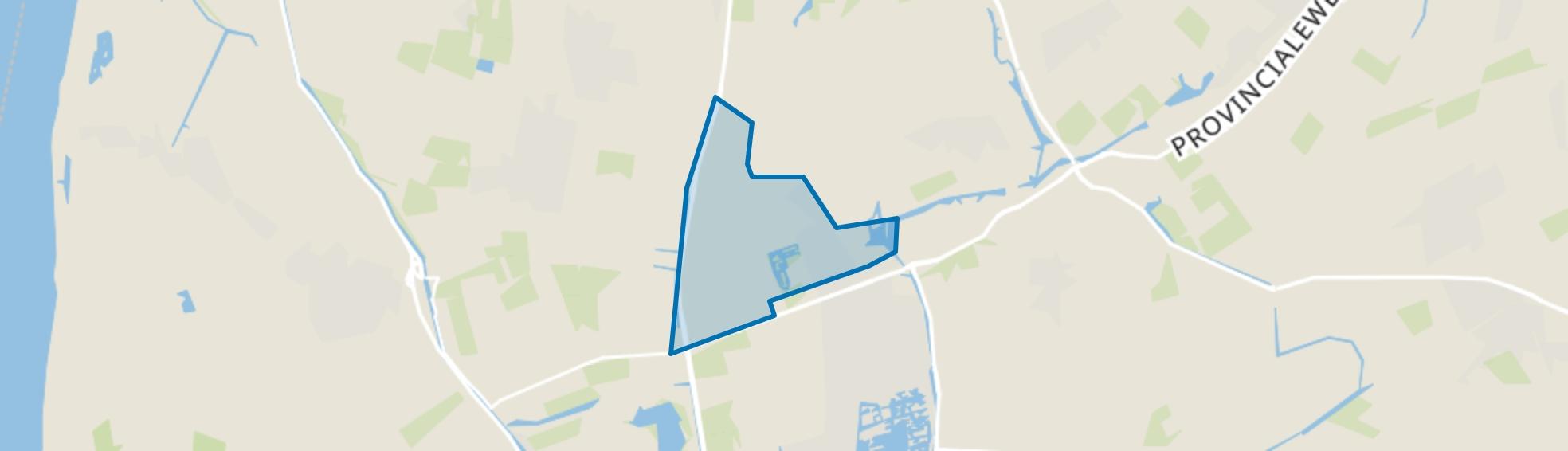 Oudkarspel, Oudkarspel (Gem. Langedijk) map