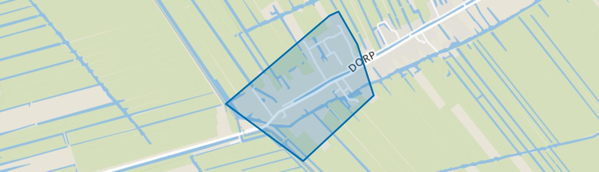 Polsbroek-Dorp, Polsbroek map