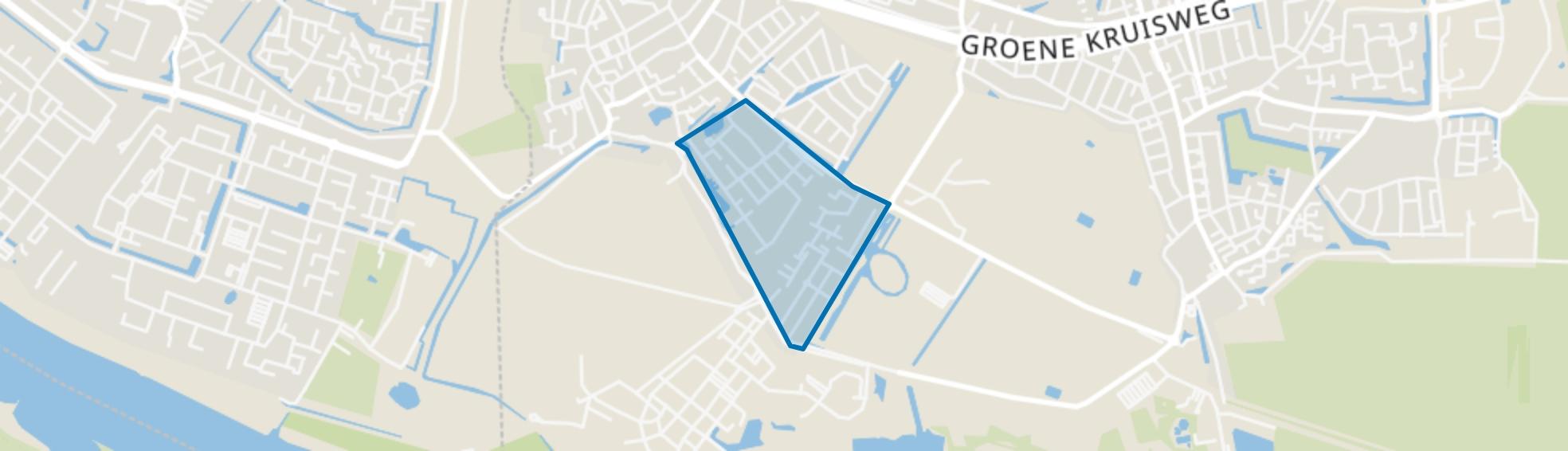 Poortugaal Zuid, Poortugaal map