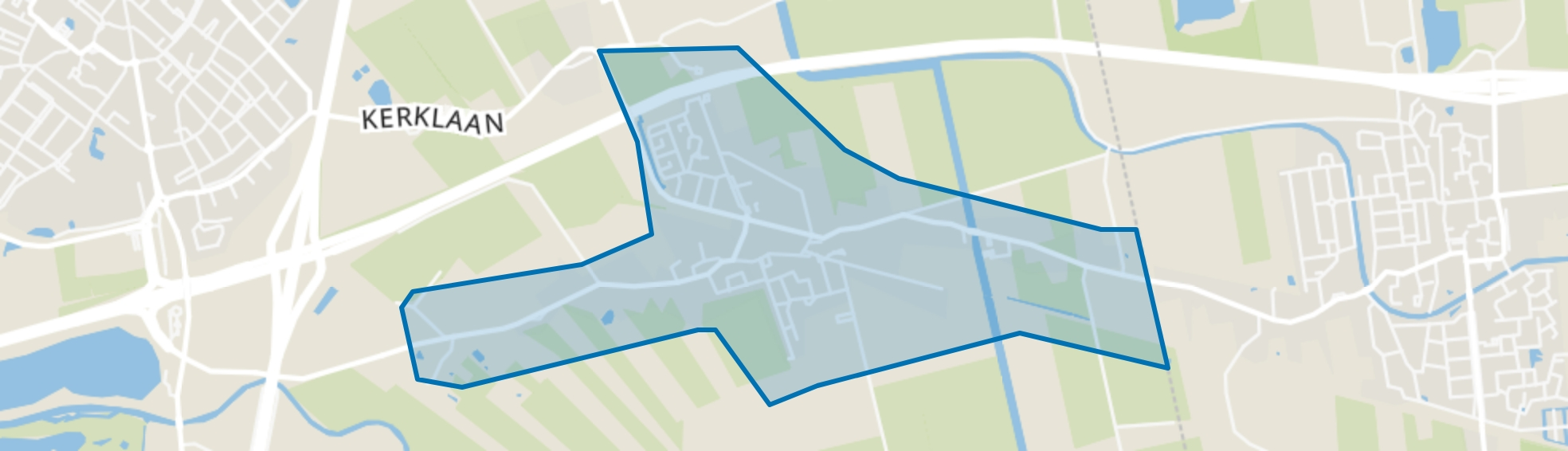 Raamsdonk, Raamsdonk map