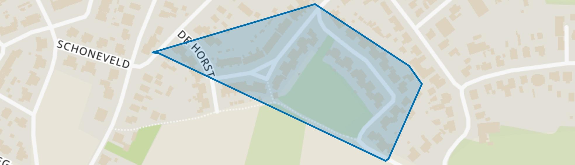 De Horst, Rhenen map