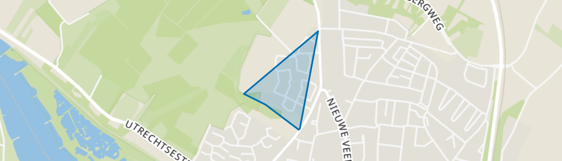 Koerheuvel, Rhenen map