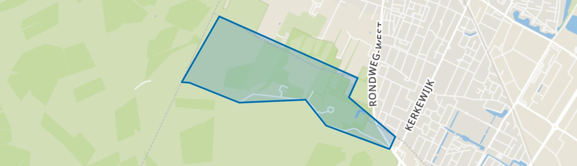 Prattenburg, Rhenen map