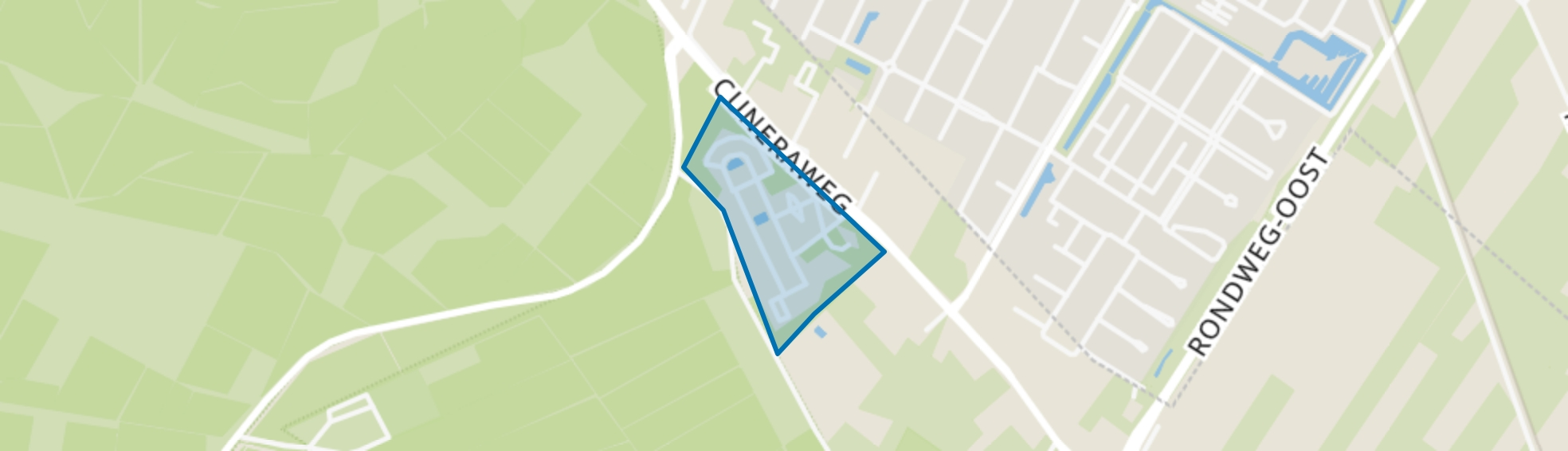 Rhenendael, Rhenen map