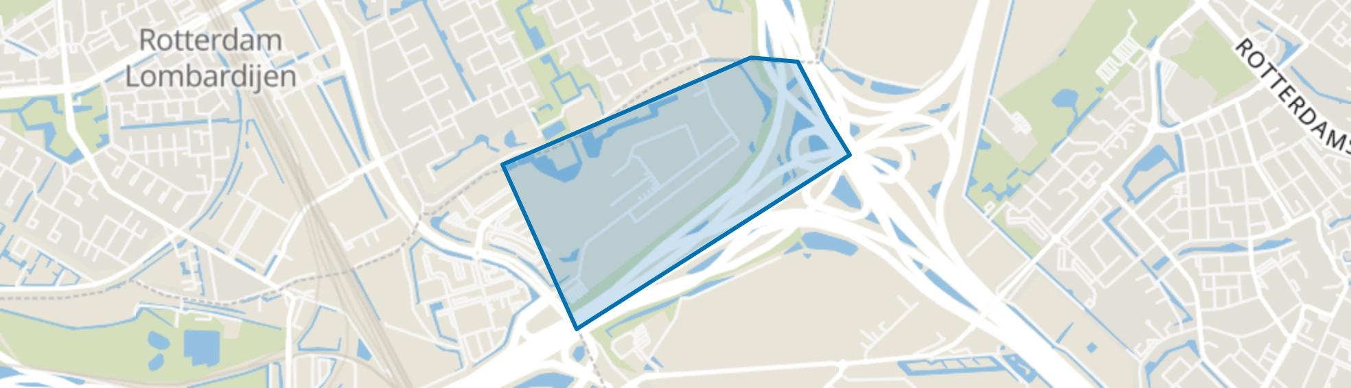 Cornelisland, Ridderkerk map