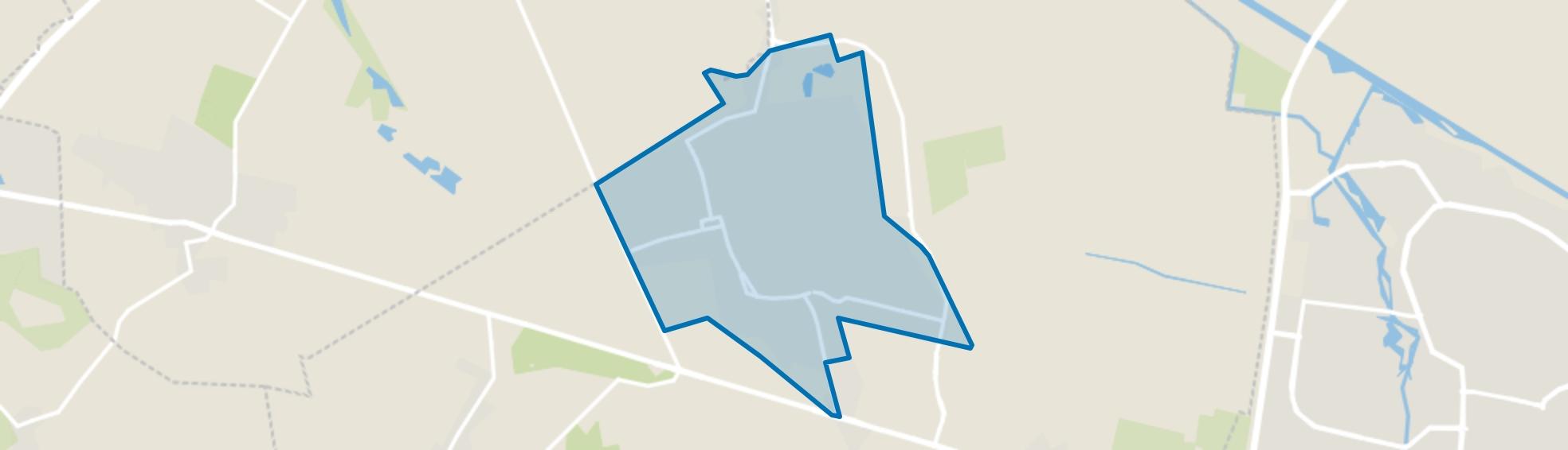 Rijen, Rijen map