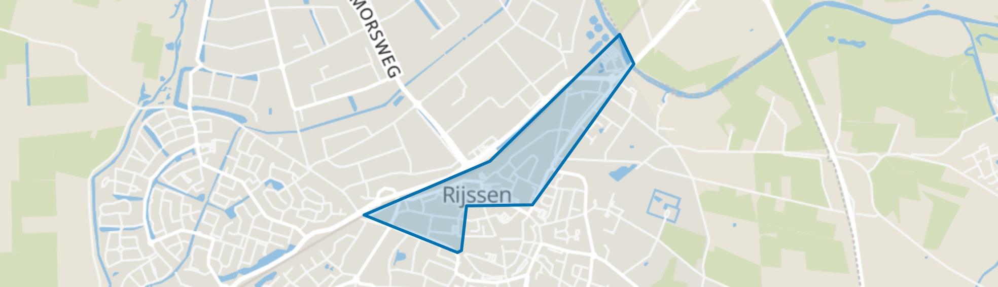 Kern rand Noord, Rijssen map
