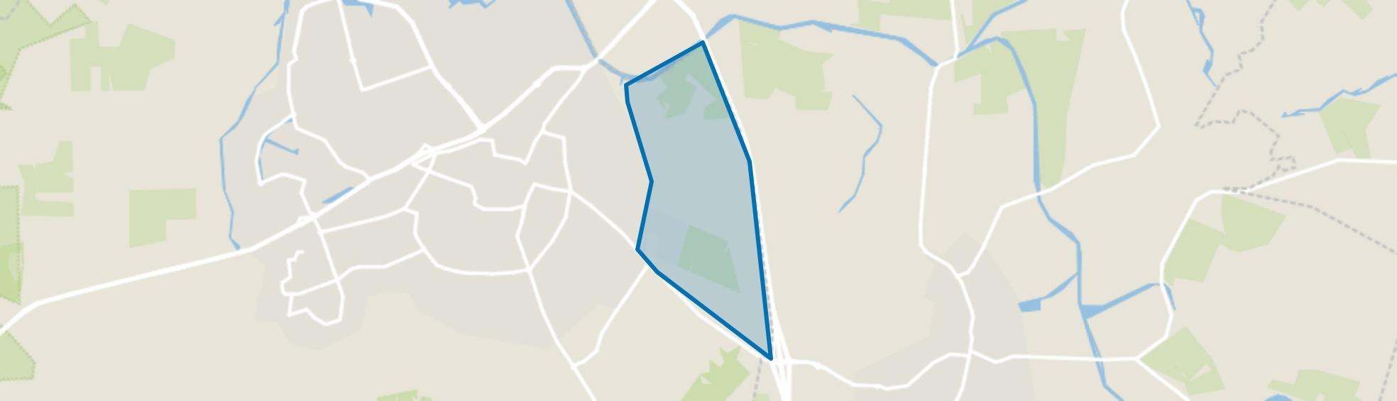 Opbroek, Rijssen map
