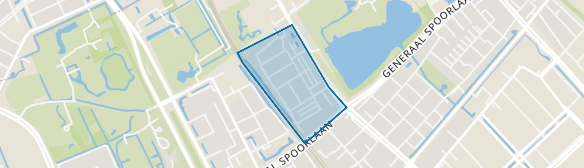 Huis te Lande, Rijswijk (ZH) map