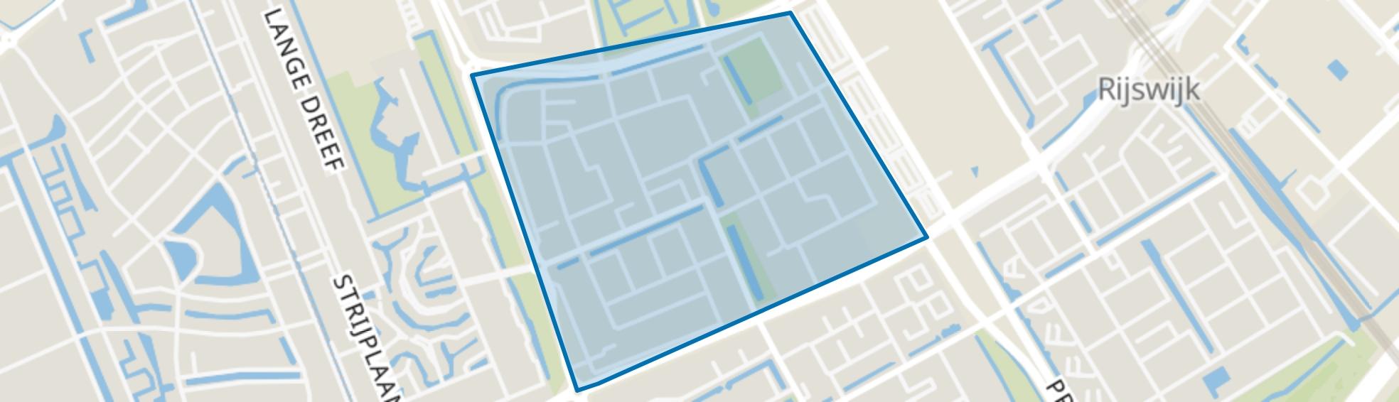 Ministerbuurt, Rijswijk (ZH) map