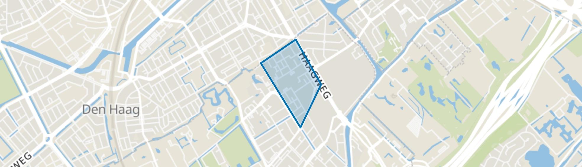 Oud-Rijswijk, Rijswijk (ZH) map