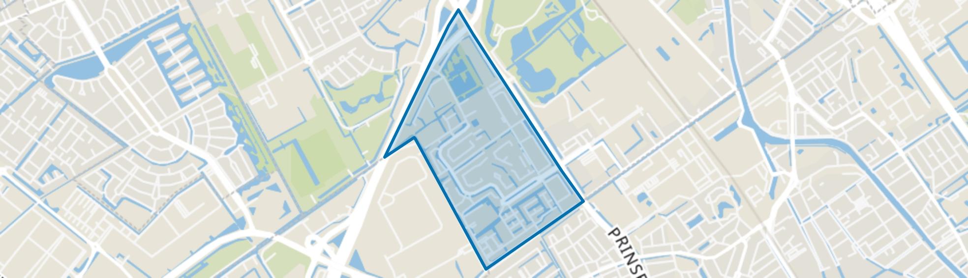 Sion, Rijswijk (ZH) map