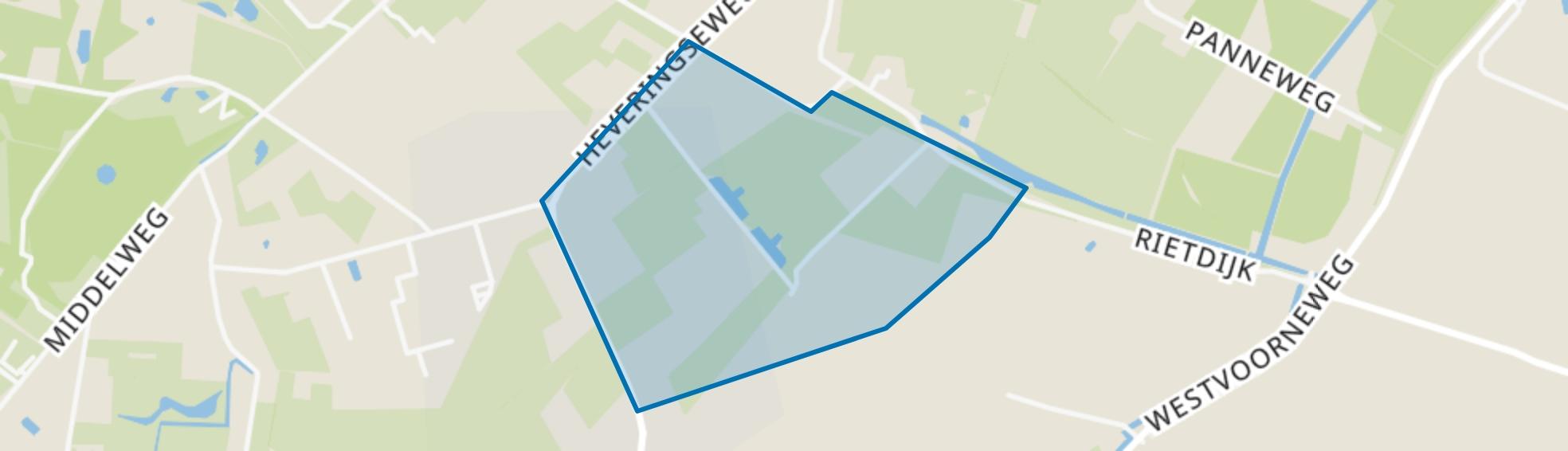 Helhoek, Rockanje map
