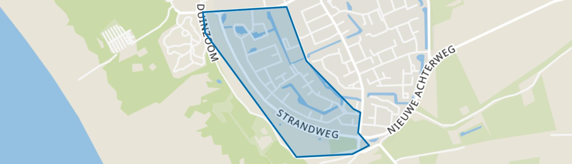Nieuw gebied, Rockanje map