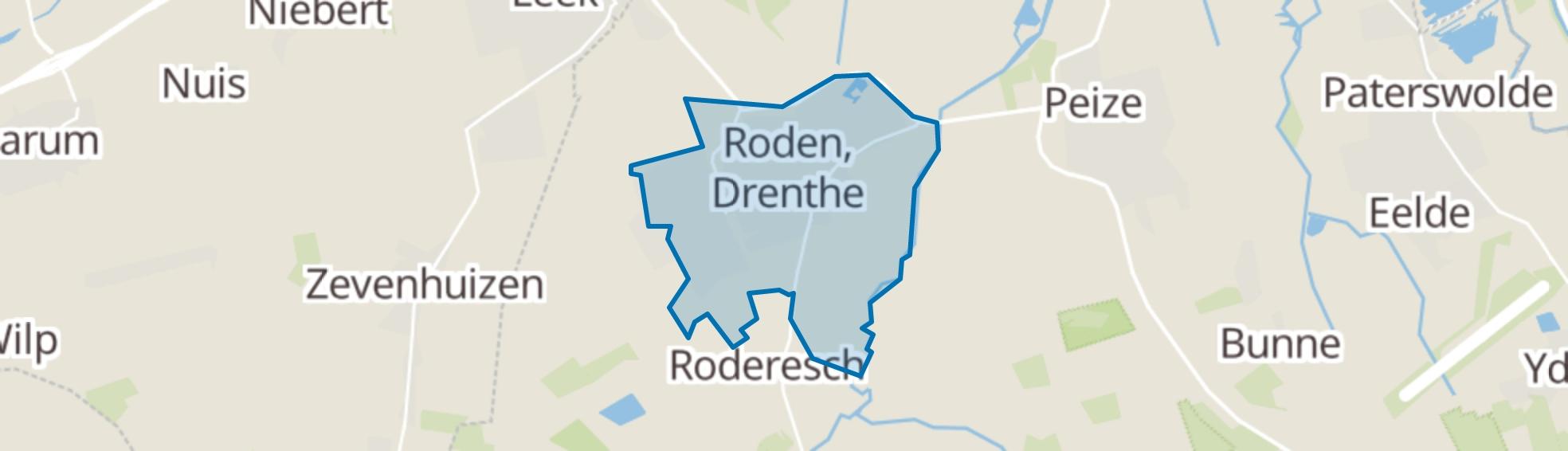 Roden map