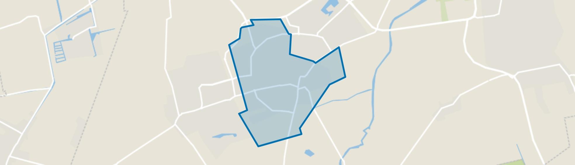 Roden, Roden map
