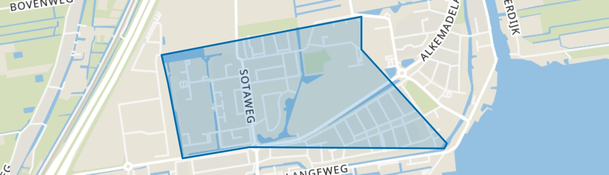 Roelofarendsveen-Noord, Roelofarendsveen map