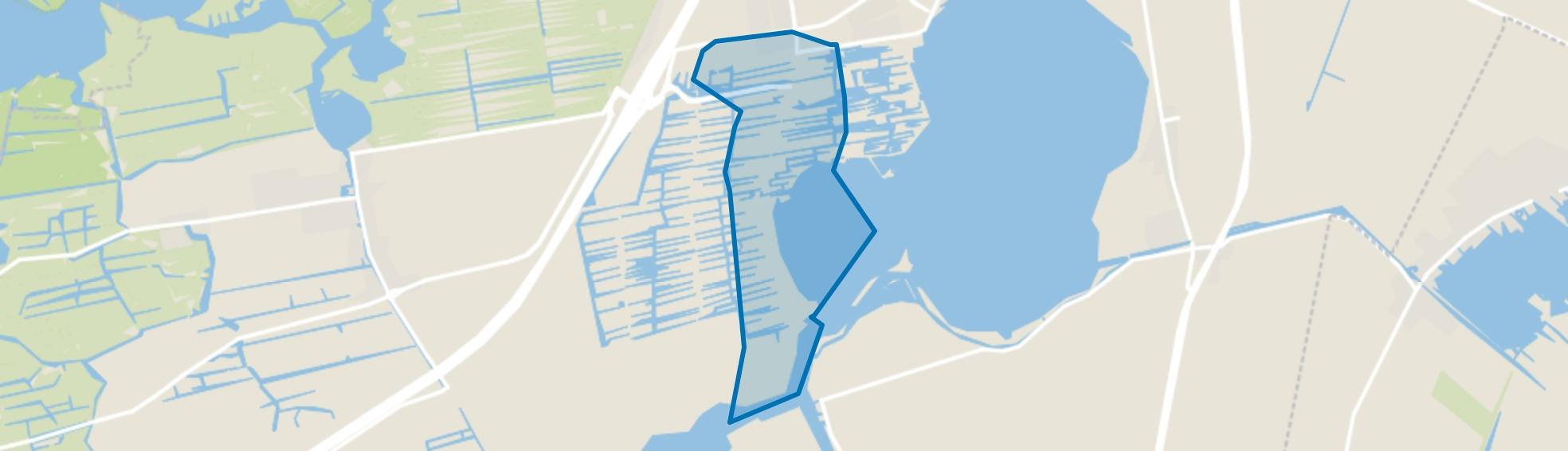 Roelofarendsveen, Roelofarendsveen map