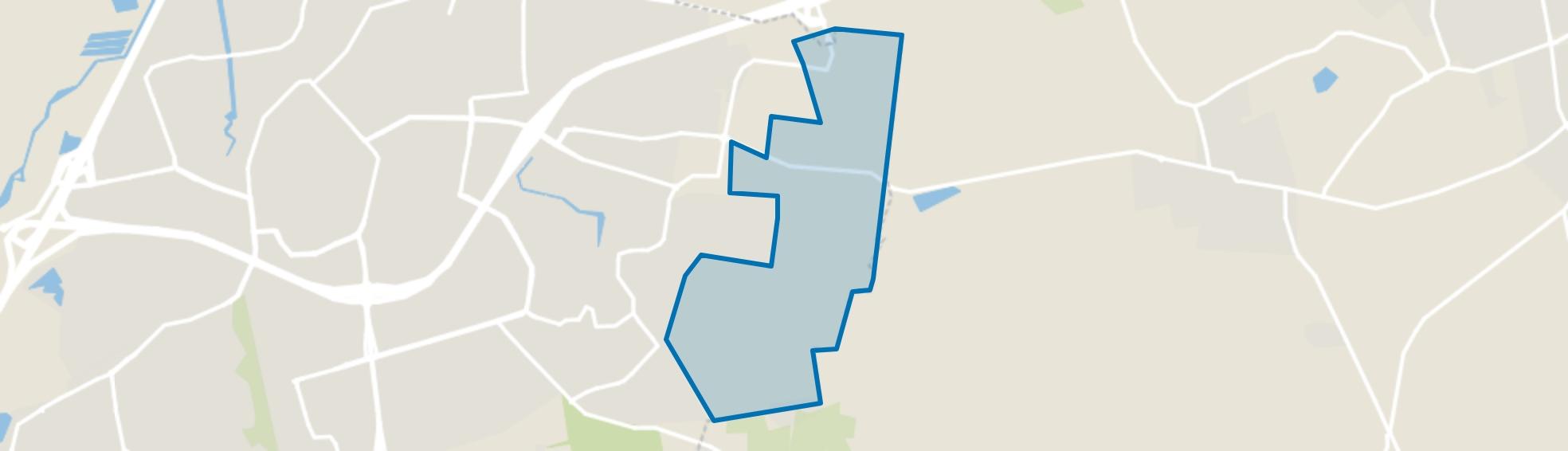 Bakkersberg-Langendijk, Roosendaal map