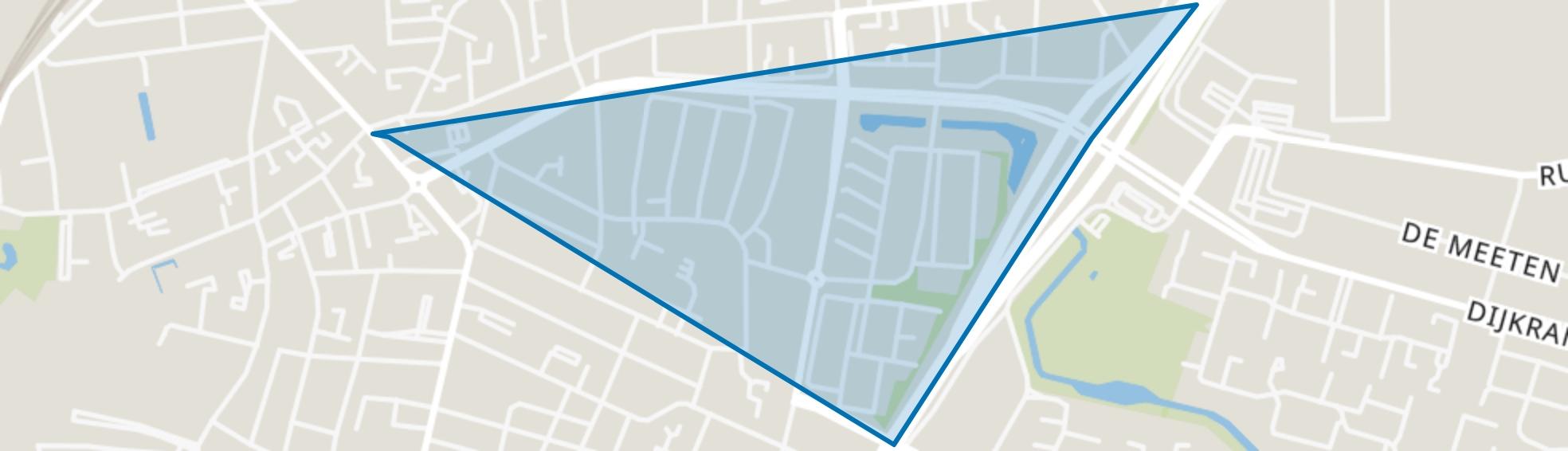 Fatima-villapark, Roosendaal map