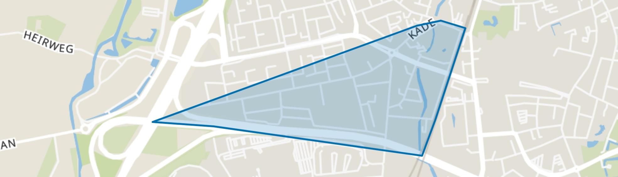 Heerma van Vossstraat-Molenbeek, Roosendaal map