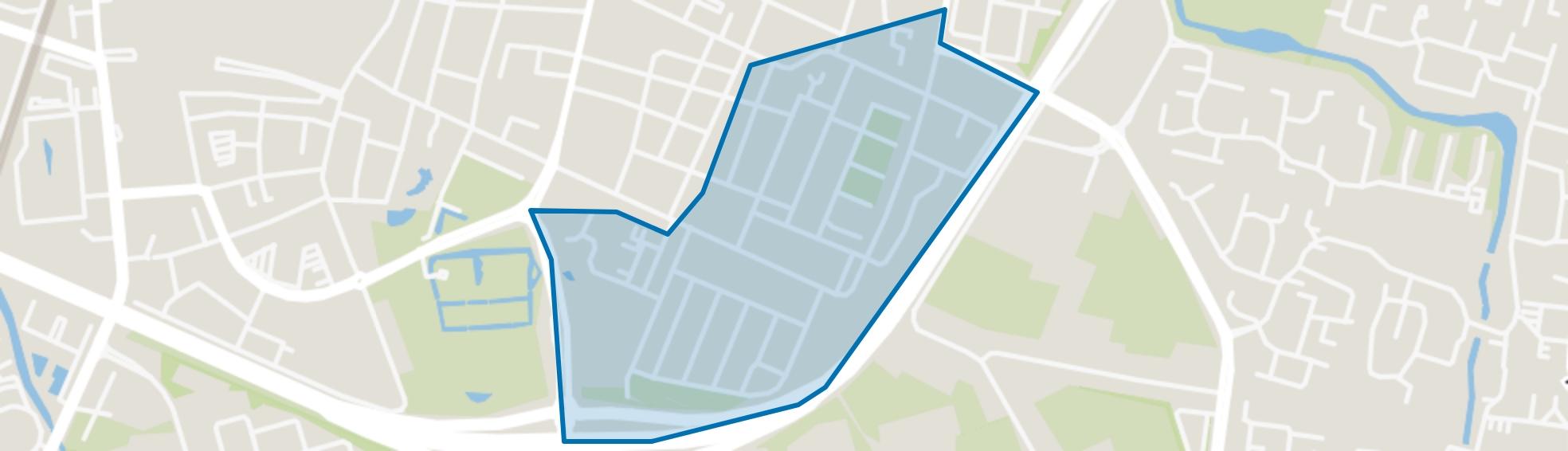 Keijenburg, Roosendaal map
