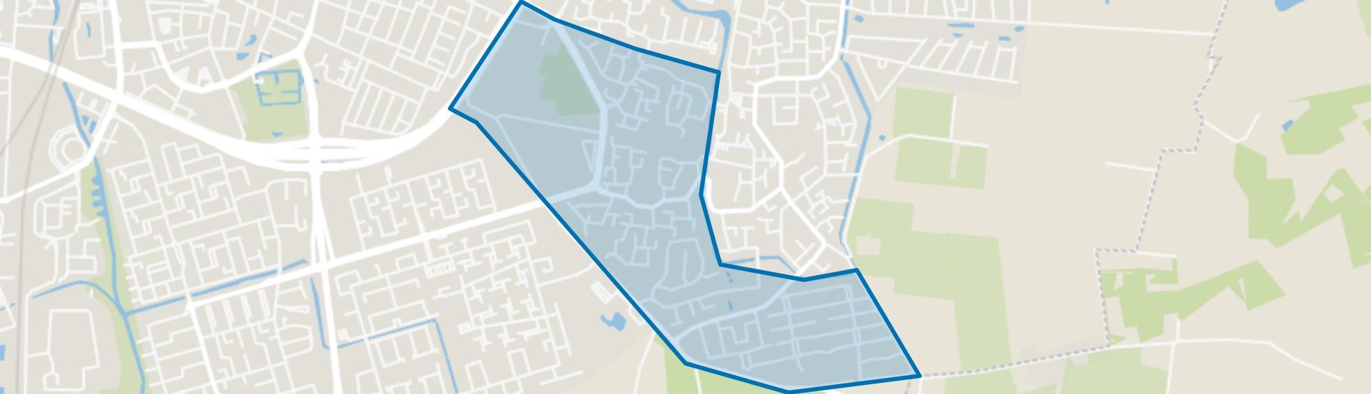 Kortendijk A, Roosendaal map
